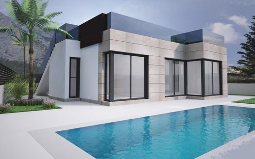 Villa for sale New construction with Sea views, Costa Blanca North