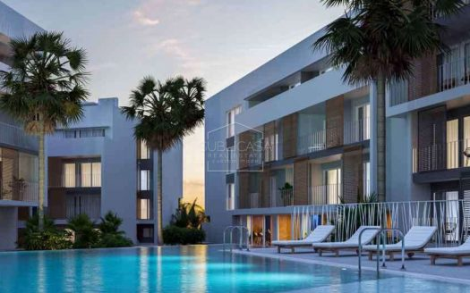 Unique Project of Apartments in Javea New Build