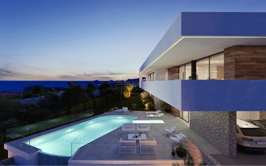 Luxury property in a residential complex, Cumbre del Sol