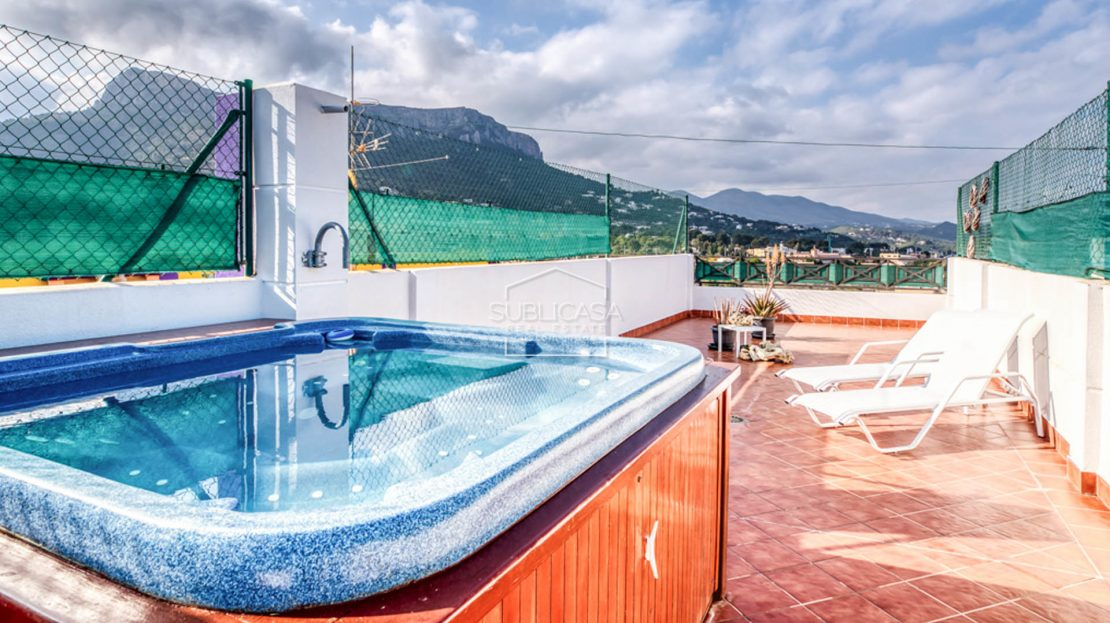 Instapklare Penthouses in Calpe